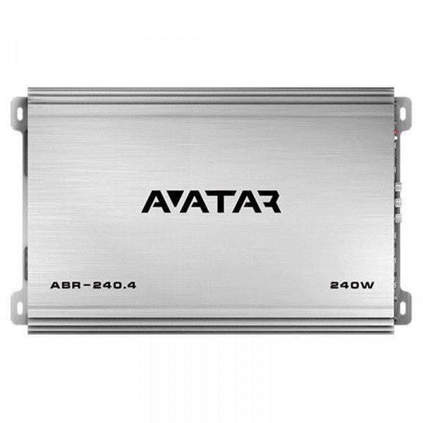 Avatar ABR-240.4 prisvärt 4-kanals bilslutsteg