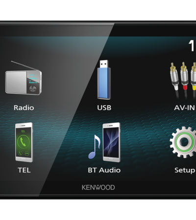 Kenwood DMX120BT android mirroring