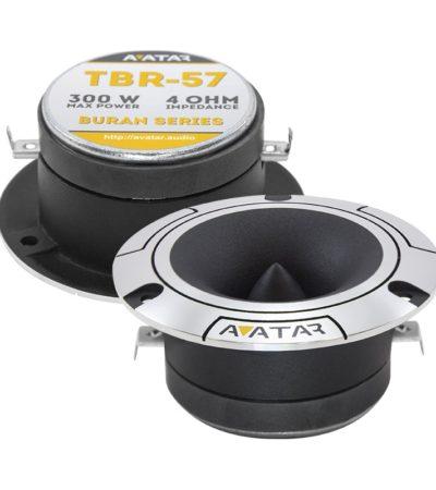 Avatar TBR-57 diskanter spl bilstereo
