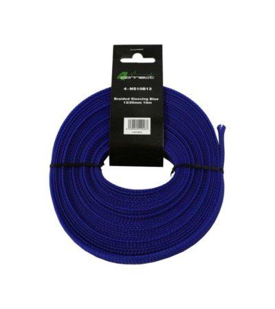 FOUR Connect blå nylonstrumpa 12/25mm