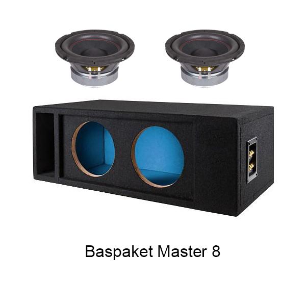Baspaket Master 8